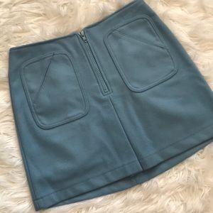 GAP Adorable Skirt!! Wool Blend 💕🔥🥂